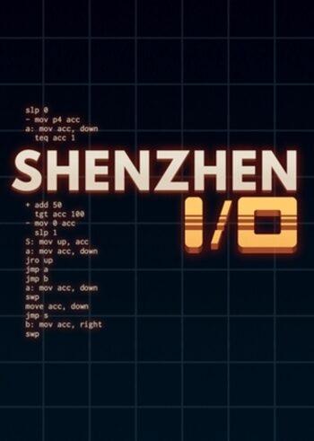 Shenzhen I/O Steam Key GLOBAL