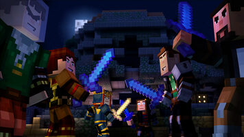 Minecraft: Story Mode - A Telltale Games Series PlayStation 4