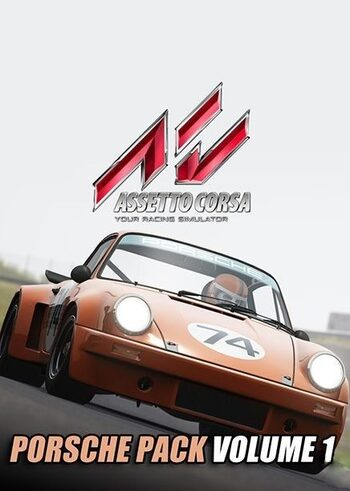 Assetto Corsa - Porsche Pack I (DLC) Steam Key GLOBAL