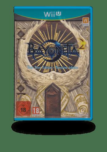Bayonetta 2 -  First Print Edition Wii U