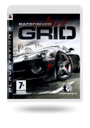 Race Driver: Grid PlayStation 3