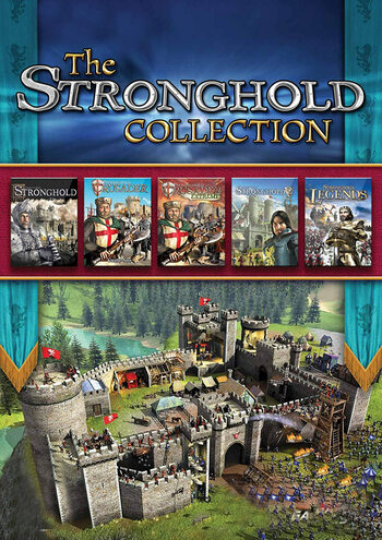 The Stronghold Collection Steam Key GLOBAL