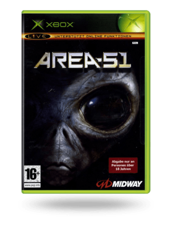 Area 51 (2005) Xbox