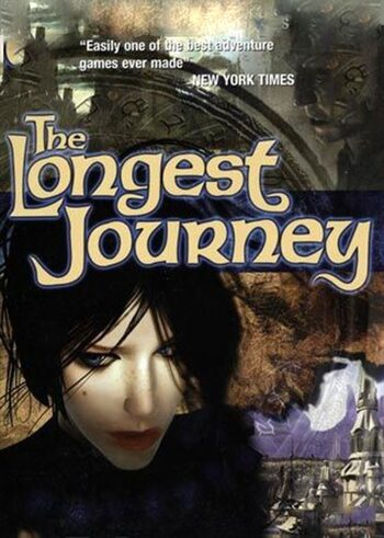 The Longest Journey Steam Key GLOBAL