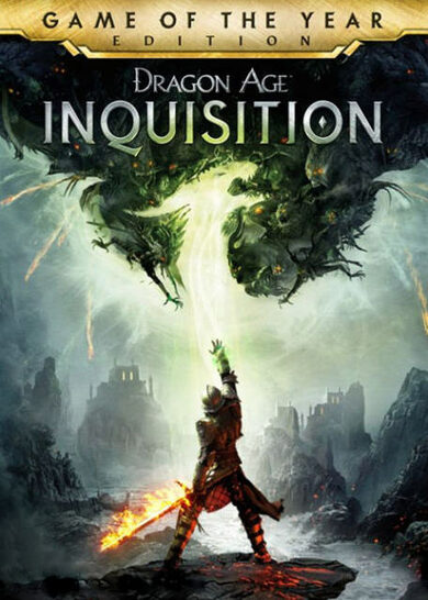 Dragon Age: Inquisition (GOTY) Origin Key GLOBAL