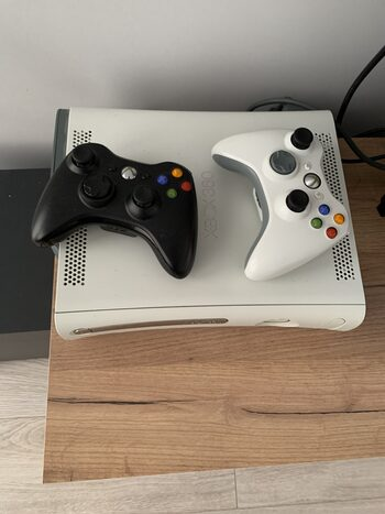 Xbox 360, White, 60GB
