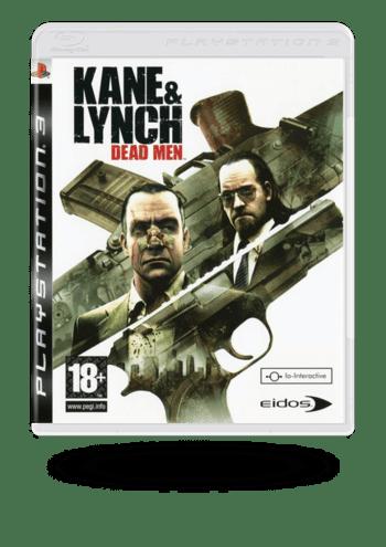 Kane and Lynch: Dead Men PlayStation 3