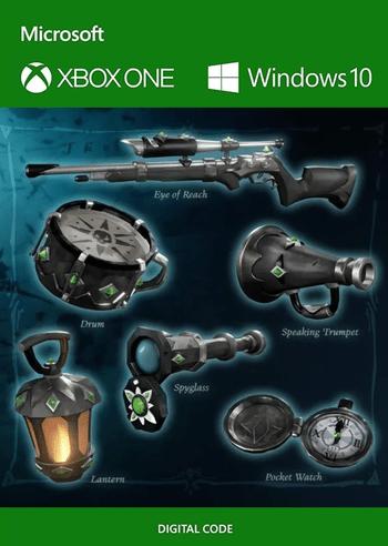 Sea of Thieves - Obsidian Six Item Pack (DLC) (PC/Xbox One) Xbox Live Key GLOBAL