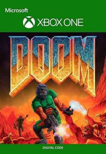 DOOM (1993) (Xbox One) Xbox Live Key UNITED STATES