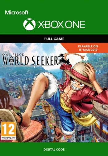 ONE PIECE: World Seeker (Xbox One) Xbox Live Key UNITED STATES