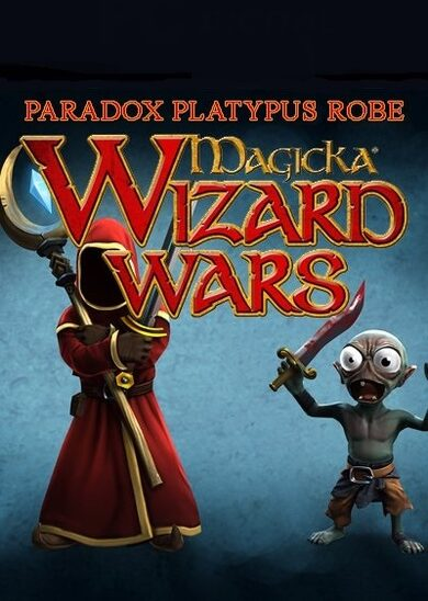 Magicka: Wizard Wars - Paradox Platypus Robe (DLC) Steam Key GLOBAL