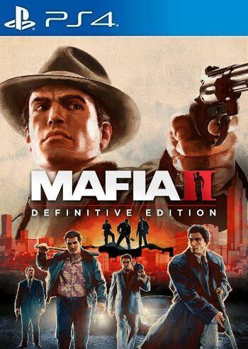Mafia II: Definitive Edition (PS4) PSN Key EUROPE