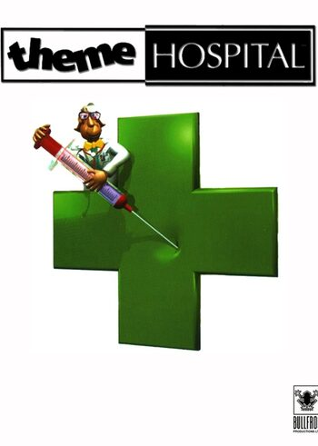 Theme Hospital GOG.com Key GLOBAL