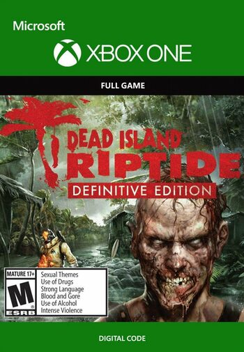 Dead Island: Riptide (Definitive Edition) (Xbox One) Xbox Live Key UNITED STATES