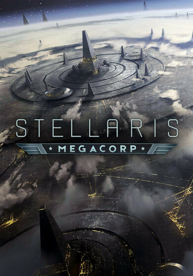Stellaris: MegaCorp (DLC) Steam Key GLOBAL