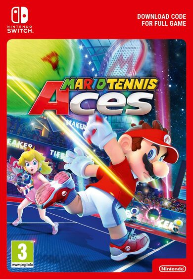 Mario Tennis Aces (Nintendo Switch) eShop Key EUROPE
