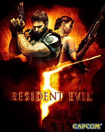 Resident Evil 5 Steam Key EUROPE