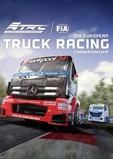 FIA European Truck Racing Championship Steam Key GLOBAL