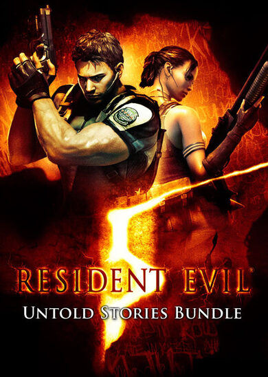 Resident Evil 5 - Untold Stories Bundle (DLC) Steam Key GLOBAL