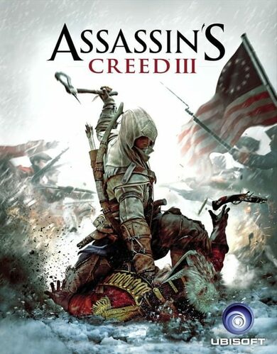 Assassin's Creed 3 (Deluxe Edition) Uplay Key EUROPE