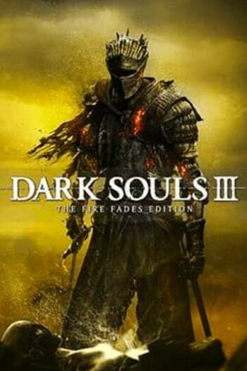 Dark Souls 3: The Fire Fades Edition Steam Key EUROPE