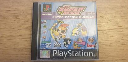The Powerpuff Girls: Chemical X-traction PlayStation