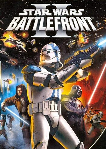Star Wars: Battlefront II (2005) Steam Key GLOBAL