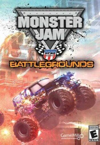 Monster Jam Battlegrounds Steam Key GLOBAL