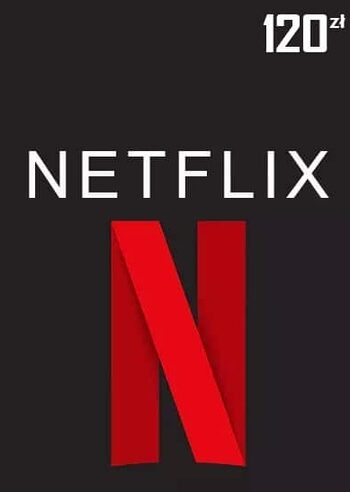Netflix Gift Card 120 PLN Key POLAND
