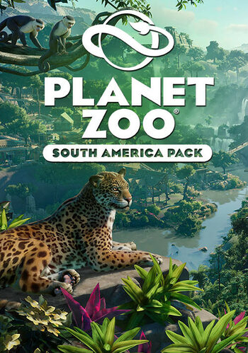 Planet Zoo: South America Pack  (DLC) Steam Key GLOBAL