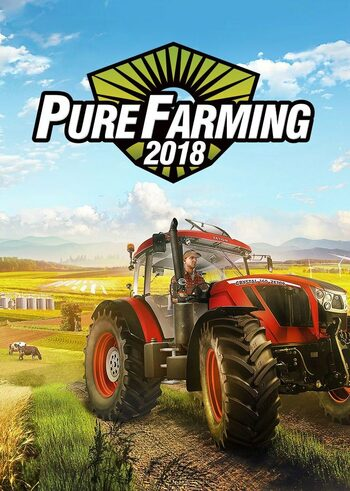 Pure Farming 2018 Steam Key EUROPE