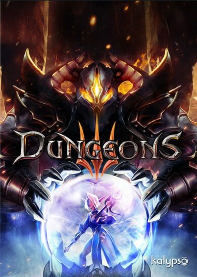 Dungeons 3 Steam Key EUROPE