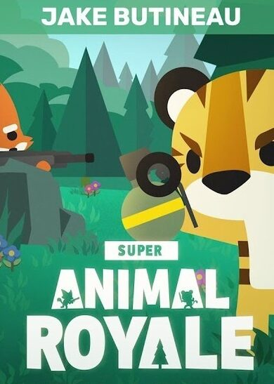 Super Animal Royale Steam Key GLOBAL