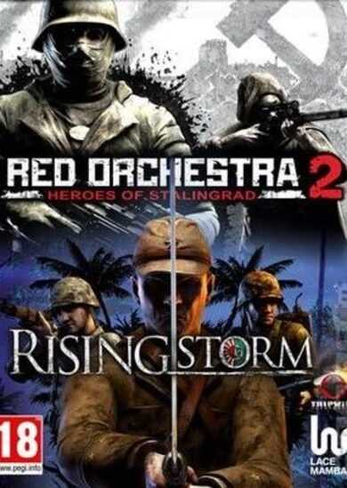 Red Orchestra 2: Heroes of Stalingrad with Rising Storm Steam Key GLOBAL