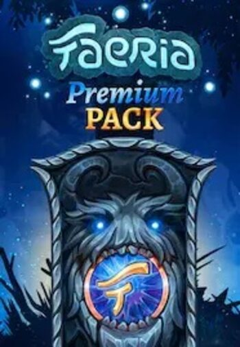 Faeria - Premium Edition (DLC) Steam Key GLOBAL