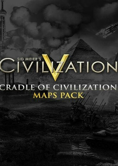 Sid Meier's Civilization V - Cradle of Civilization: Americas (DLC) Steam Key EUROPE