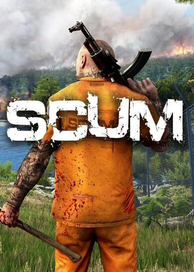 SCUM Steam Klucz GLOBAL