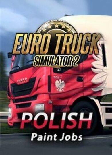 Euro Truck Simulator 2 - Polish Paint Jobs (DLC) Steam Key GLOBAL