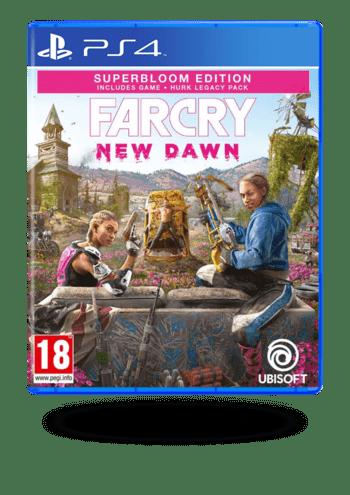 Far Cry New Dawn - Superbloom Edition PlayStation 4