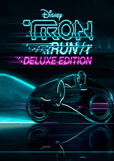 TRON RUN/r (Deluxe Edition) Steam Key EUROPE