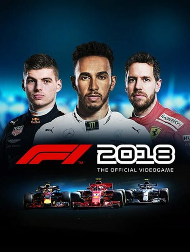 F1 2018 Steam Key EUROPE