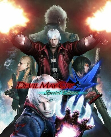 Devil May Cry 4 (Special Edition) Steam Key GLOBAL