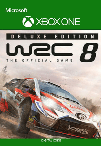 WRC 8 Deluxe Edition FIA World Rally Championship XBOX LIVE Key UNITED STATES