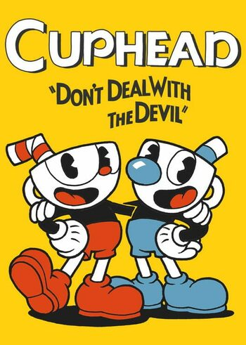Cuphead Steam Key GLOBAL