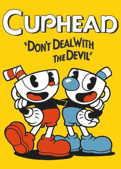 Cuphead Steam Klucz GLOBAL