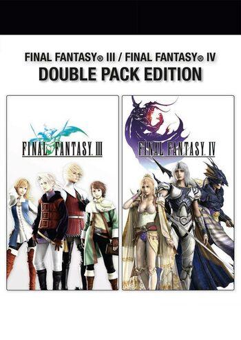 Final Fantasy III + IV Steam Key GLOBAL