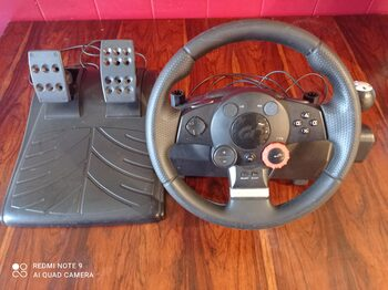 Žaidimų vairas Logitech Driving Force GT