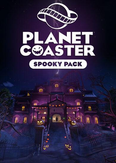 Planet Coaster - Spooky Pack (DLC) Steam Key GLOBAL