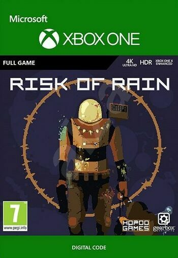 Risk of Rain XBOX LIVE Key UNITED STATES