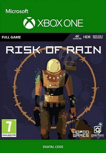 Risk of Rain XBOX LIVE Key UNITED STATES